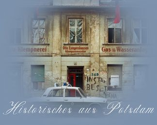 the history of Potsdam